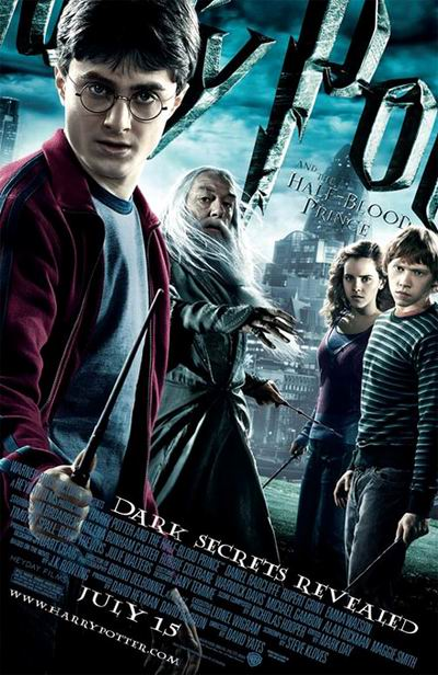 Assistir Filme Online – Harry Potter e o Enigma do Príncipe (Dublado)