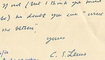 CS Lewis_carta