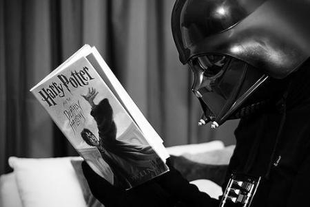 Darth Vader le Harry Potter