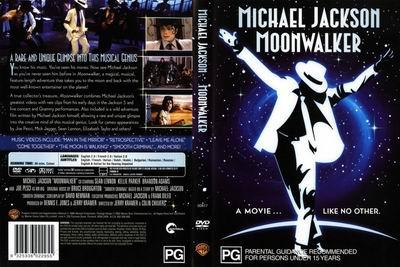 Moonwalker DVDa