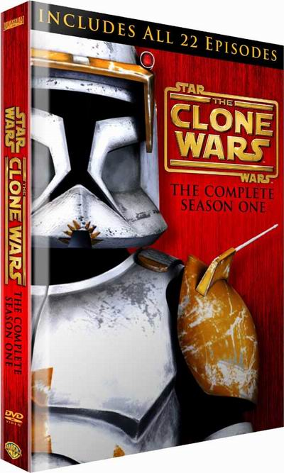 Star Wars_CloneWars DVD