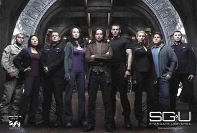 Stargate UniverseA