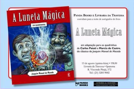 Luneta Magica_Convite