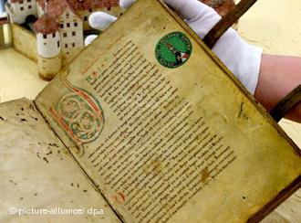 Nibelungos_manuscrito