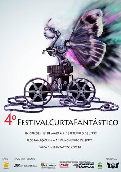 Mostra Curta Fantastico_cartaz FANTASYa